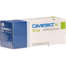 Caverject 20