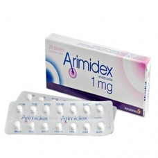 ARIMIDEX ORIGINAL  28 TABS 1 MG
