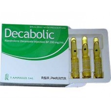 Decabolic 200 Mg 10 amps      (  Lab Test Available )