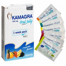 Kamagra Gelly 7 Sachets 100 mg